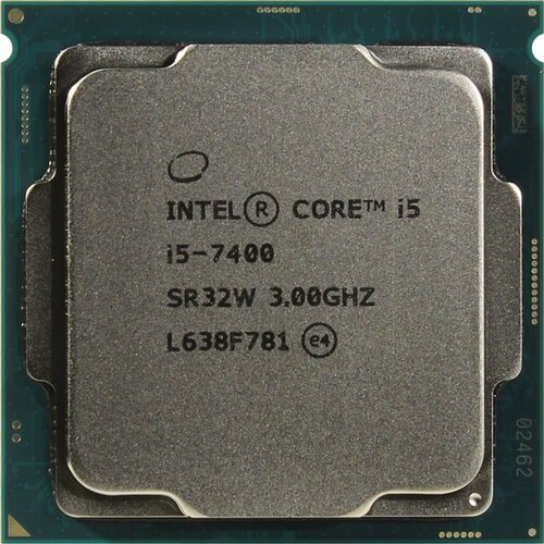 Процессор Intel Core i5 7400 BOX